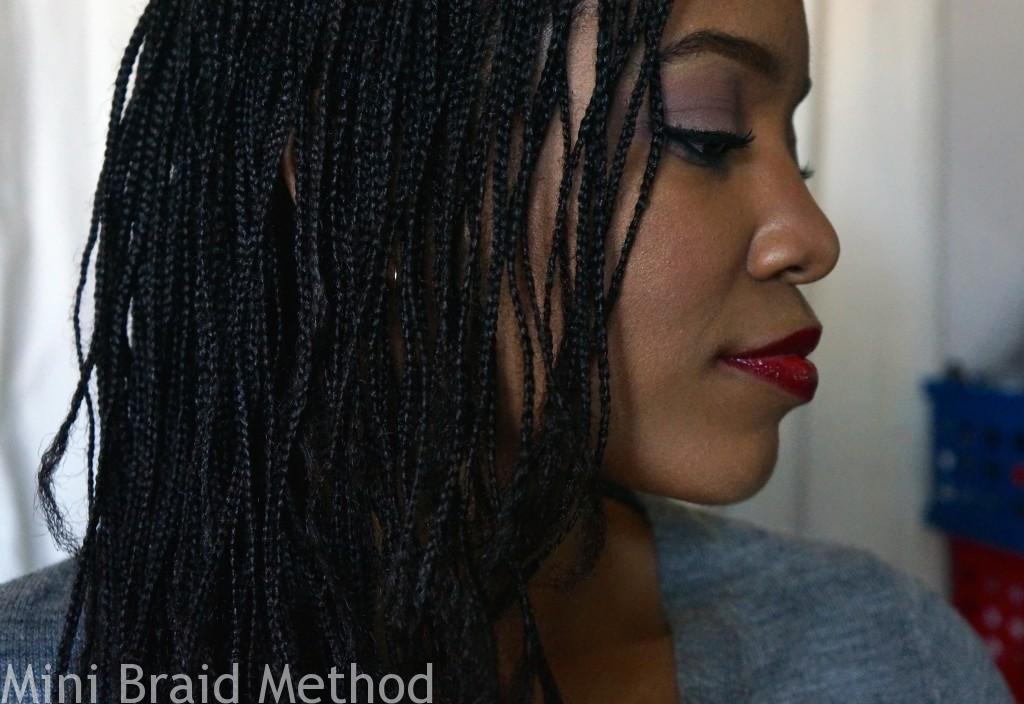 The Mini Braid Method Growing And Retaining Afro